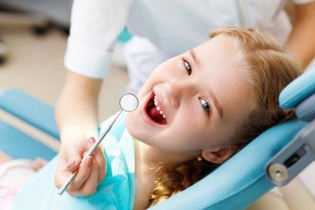 Детская стоматология в Qclinic - молочные зубы